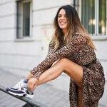 Vestido Leopardo + Deportivas