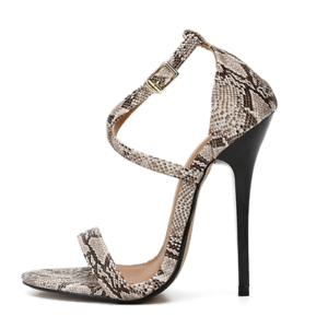 Zapatos Mujer Animal Print